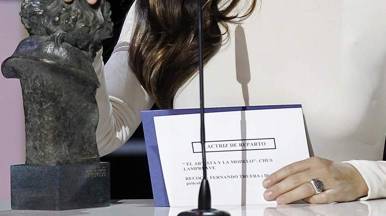 El lío de los sobres en la gala de los Goya