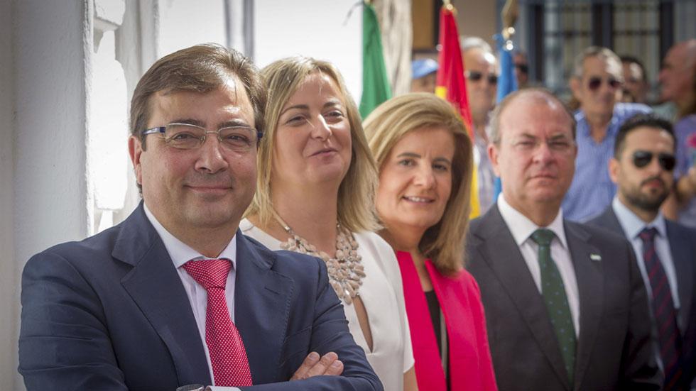 El socialista Guillermo Fernández Vara pide ayuda al Gobierno central para combatir el paro