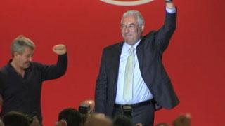 Los socialistas portugueses se han desmarcado del proceso penal de José Sócrates