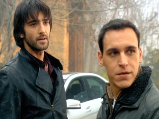 Gran Reserva - Sofía ve la 'cara' de Raúl