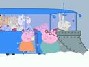 Imagen del  vídeo de Peppa Pig titulado SOL, MAR Y NIEVE