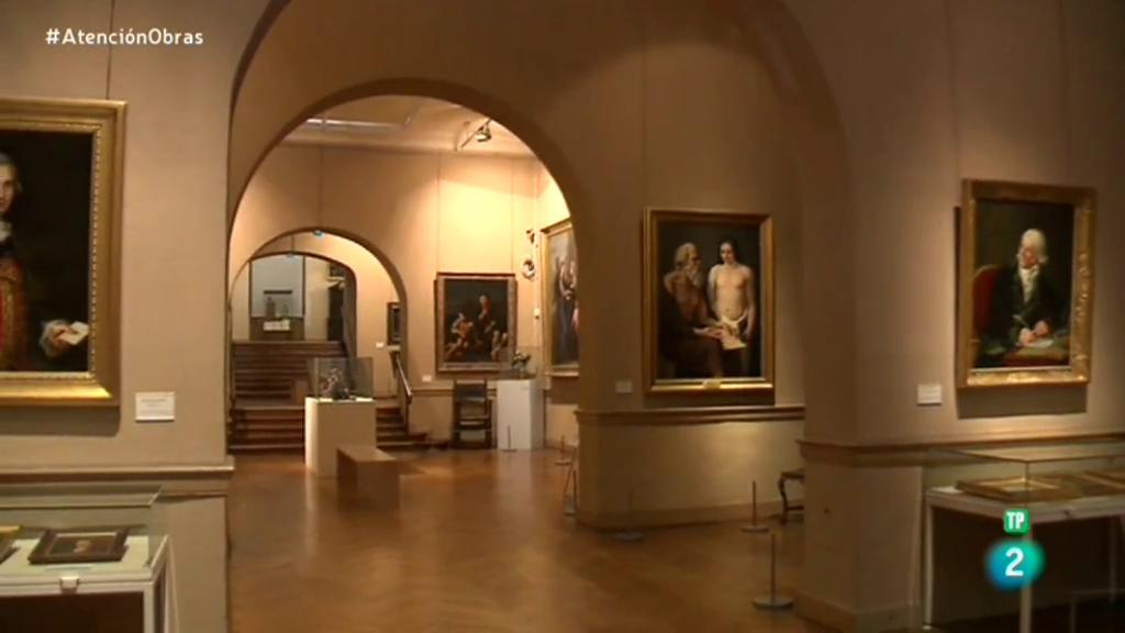"""Atención obras -  """"Soles en Cataluña"""" en el Museo de Arte Hispánico de Castres"""