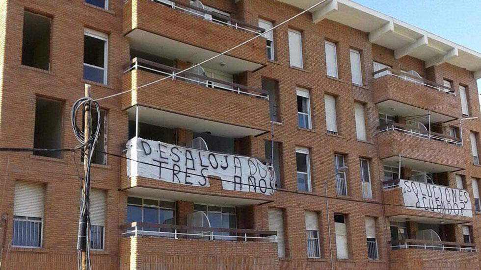 Sólo el 30% de los afectados del terremoto de Lorca han vuelto a sus casas