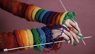 Solo moda - Tricotar está de moda