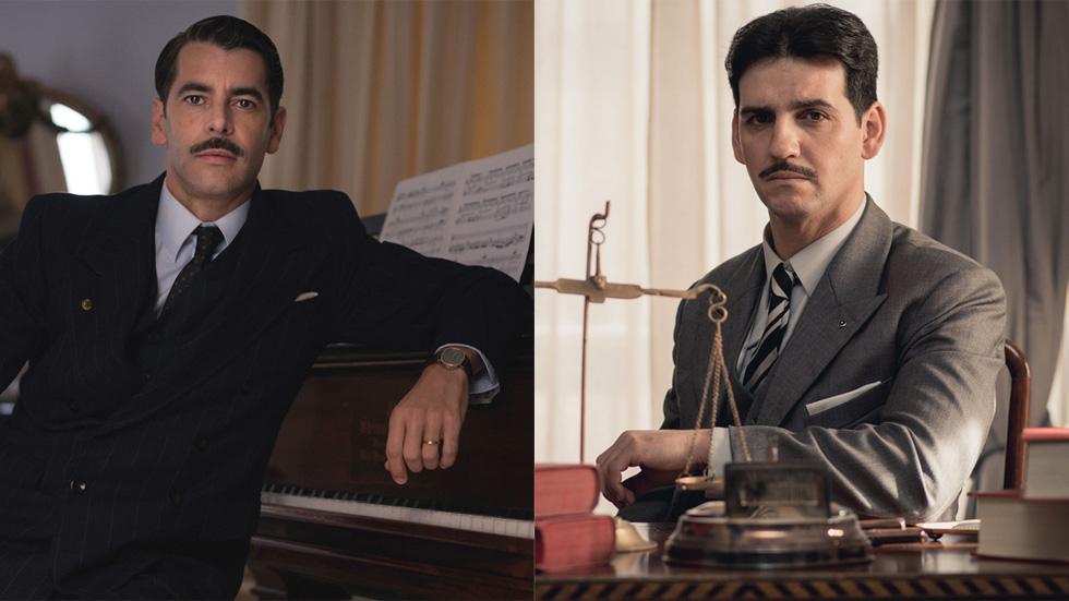 Amigas y concidas- Eduardo Noriega y Fran Perea nos hablan de sus personajes en 'La sonata del silencio'