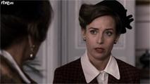 Roberta pone en su sitio al director del banco