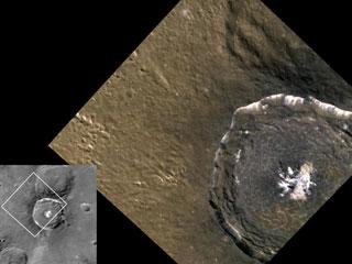 La sonda Messenger desvela nuevos datos de Mercurio