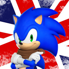 Sonic Boom en inglés