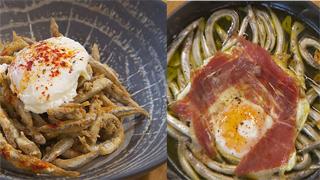 Torres en la cocina - Sonsos con huevo al estilo Torres