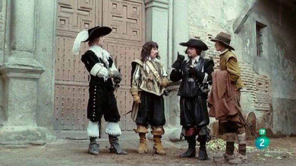 """Página Dos - La receta: Sopa de mejillones de """"Los tres mosqueteros"""" de Alejandro Dumas"""