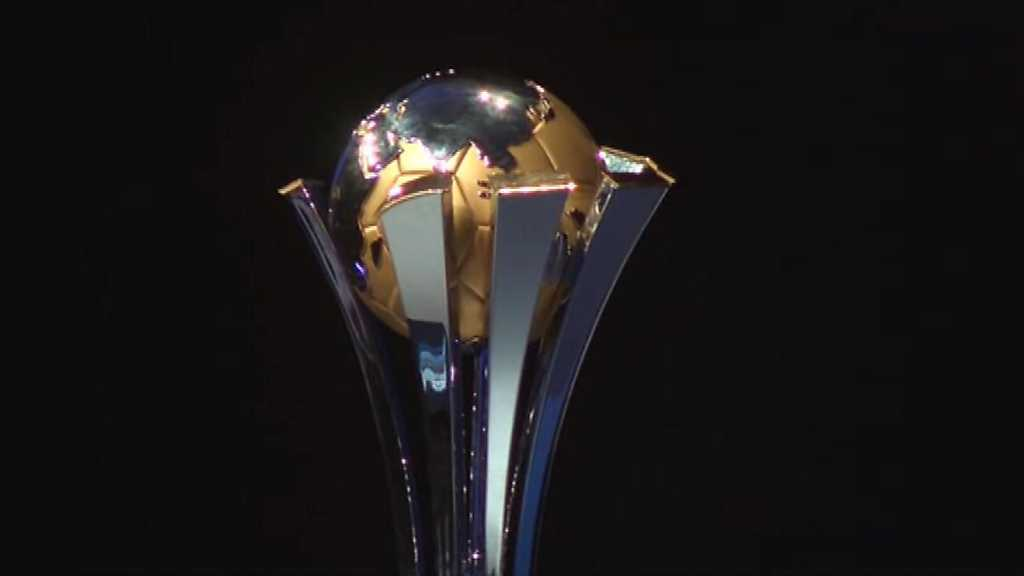 Fútbol - Sorteo Mundialito, desde Abu Dhabi