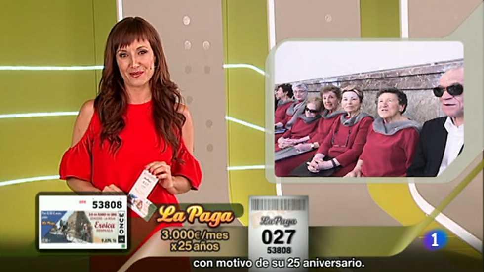 Sorteo ONCE - 09/06/16