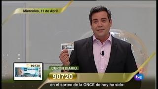 Sorteo ONCE - 11/04/12