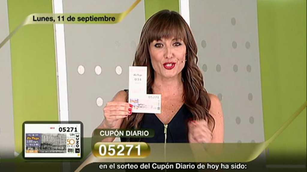 Sorteo ONCE - 11/09/17