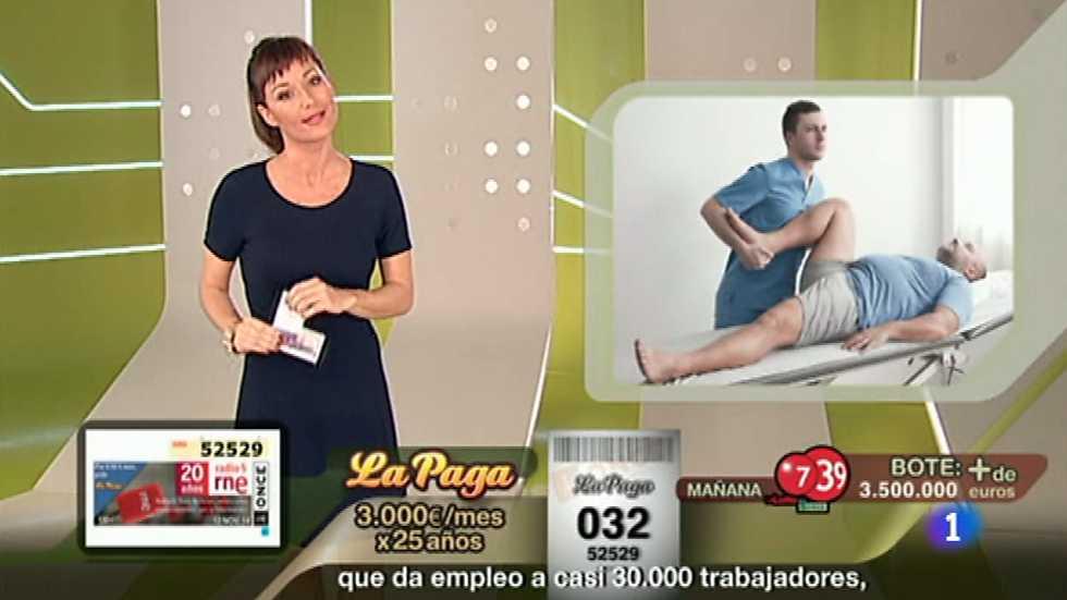 Sorteo ONCE - 12/11/14
