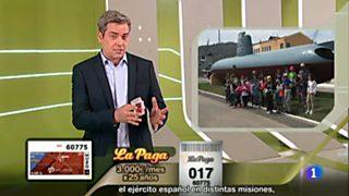 Sorteo ONCE - 13/06/16