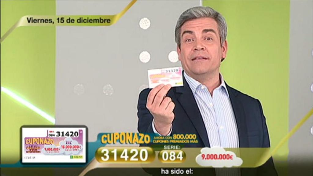 Sorteo ONCE - 15/12/17