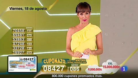 Sorteo ONCE - 18...