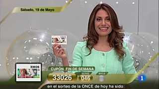 Sorteo ONCE - 19/05/12