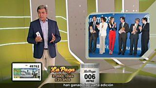 Sorteo ONCE - 29/06/17