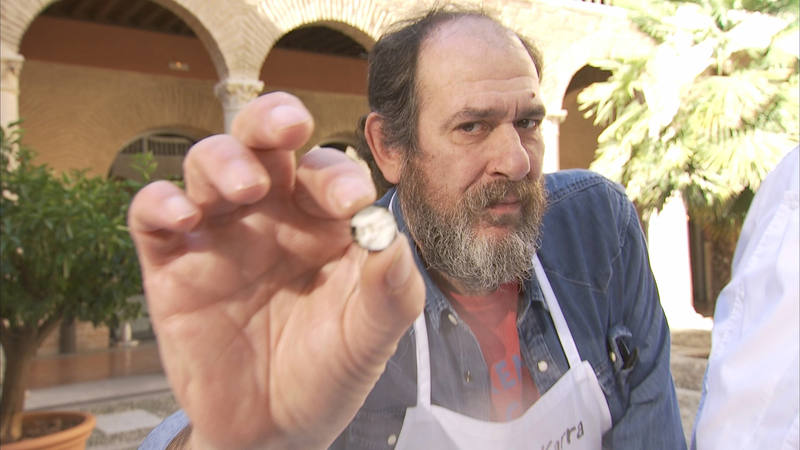 'S.O.S alimentos' viaja a Granada para recuperar un alimento prácticamente desaparecido