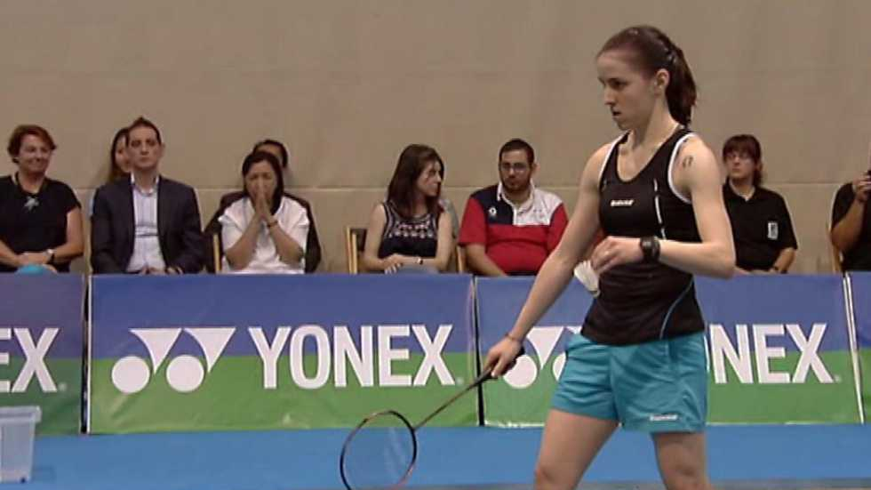 Bádminton - Internacional Challenge 'Spanish Open'. Final femenina