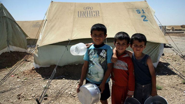 """Spot """"Día Mundial del Refugiado"""""""