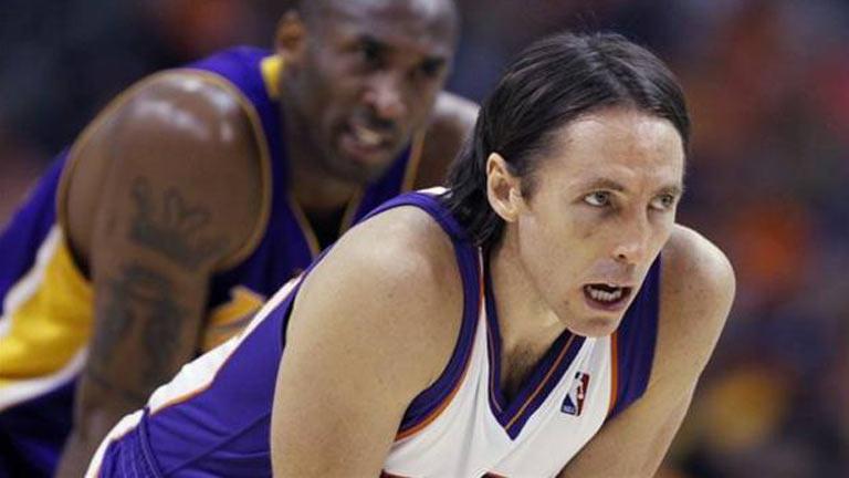 Steve Nash ficha por los Lakers