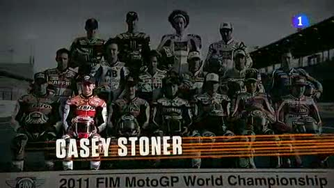 Stoner, la trayectoria del campeón en 2011