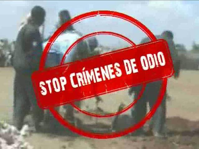 UNED - Stop crímenes de odio - 04/03/11