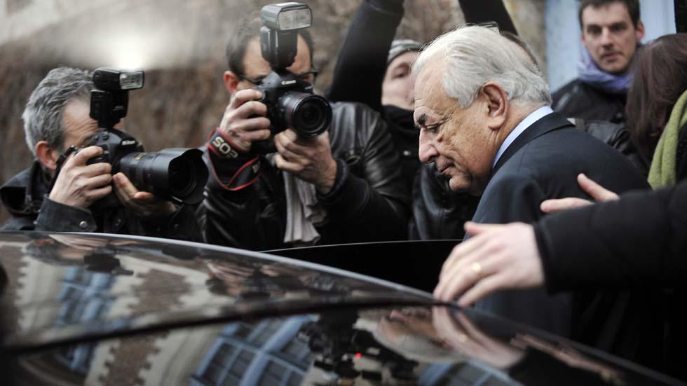 Strauss-Kahn hace frente en el juicio por proxenetismo a las acusaciones