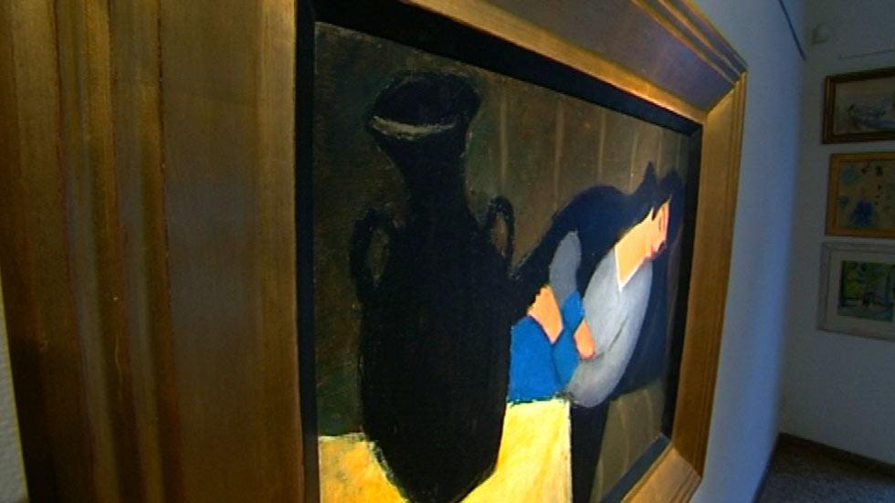 Sale a subasta en Budapest una obra maestra de la pintura húngara