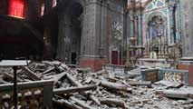 Ir al VideoSube la gasolina para reconstruir los daños del terremoto en Italia