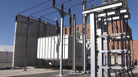 Subestación eléctrica S. Águeda