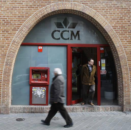Sucursal de Caja Castilla La Mancha