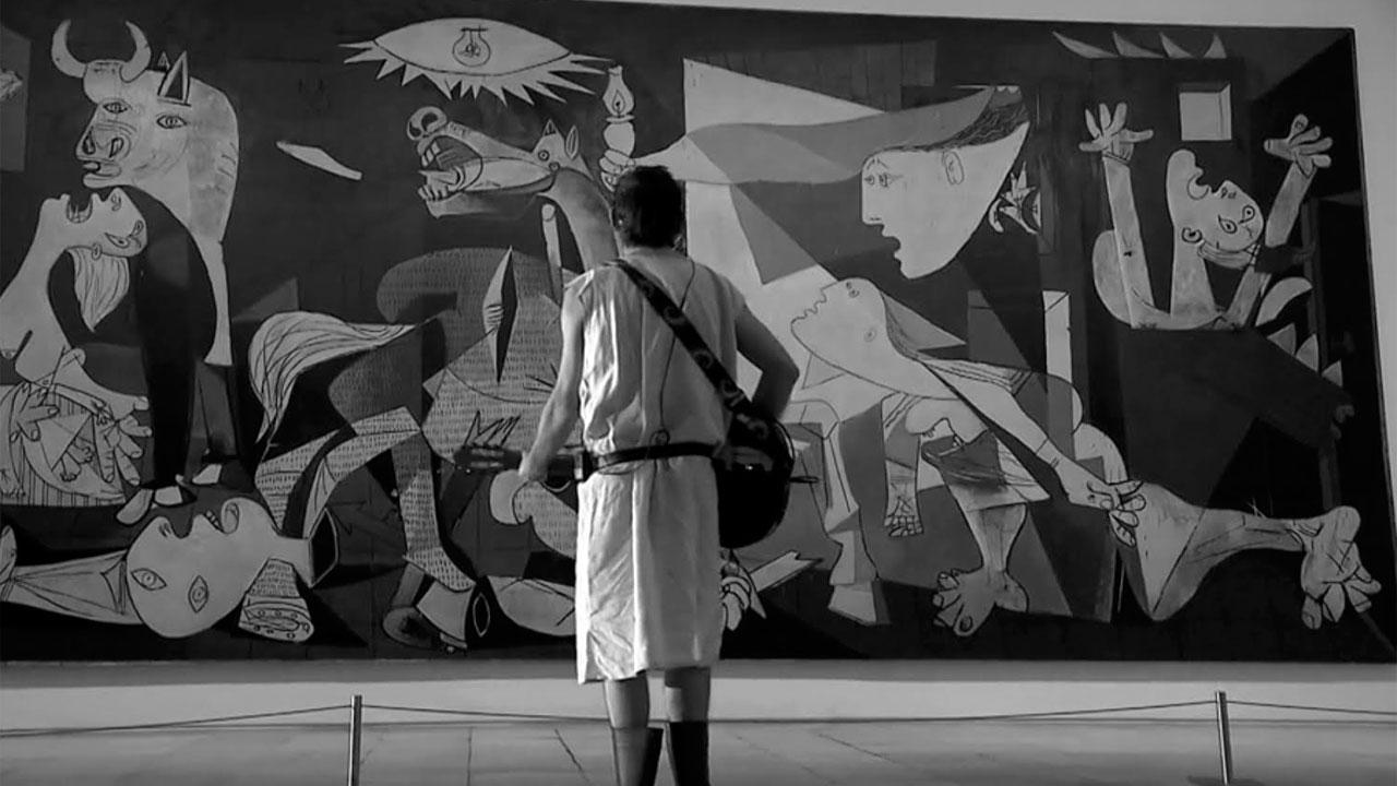 """Suena Guernica - Albert Pla """"Todo es mentira"""""""