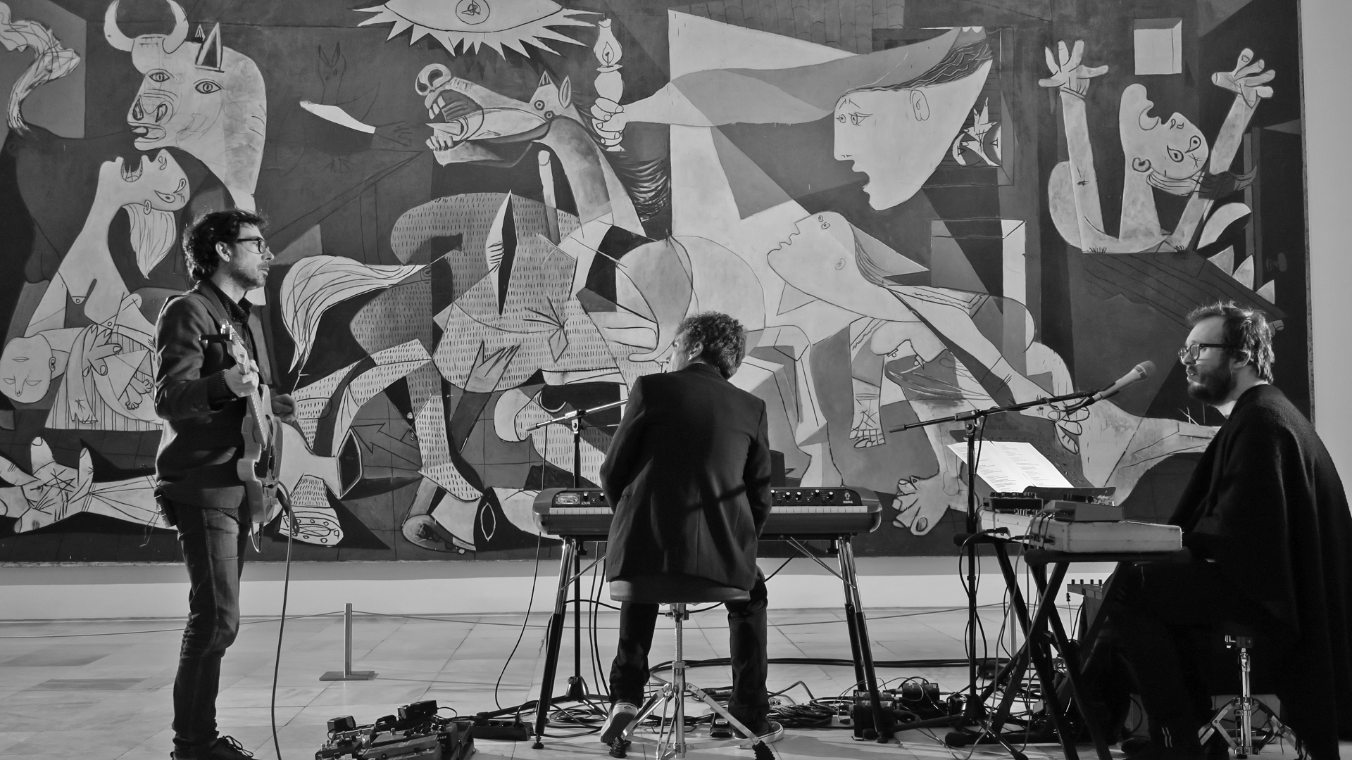 Suena Guernica - Iván Ferreiro - 07/06/17