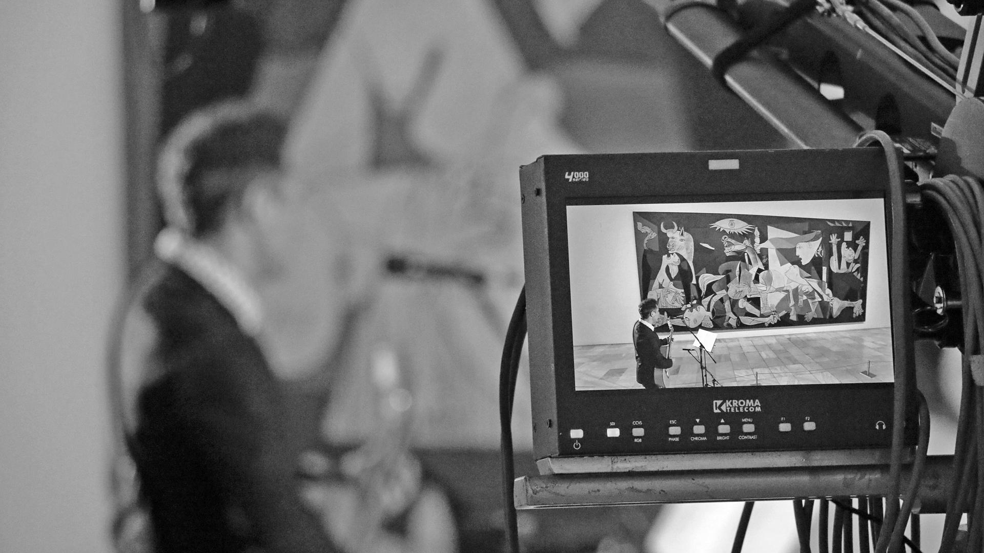 Suena Guernica - Jorge Drexler, 'El pianista del gueto de Varsovia' - 14/06/17