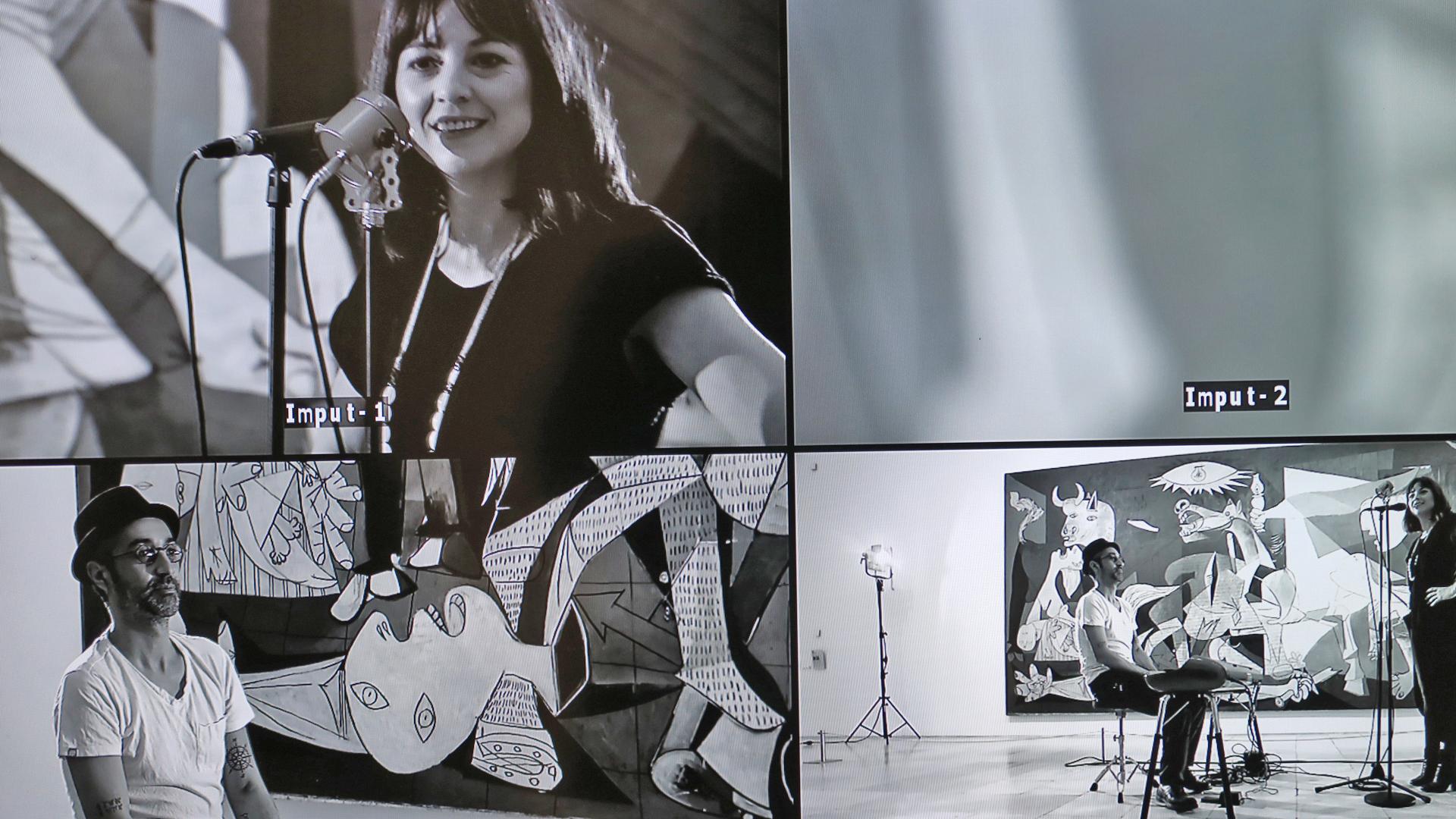 Suena Guernica - Marlango, 'Not without you'