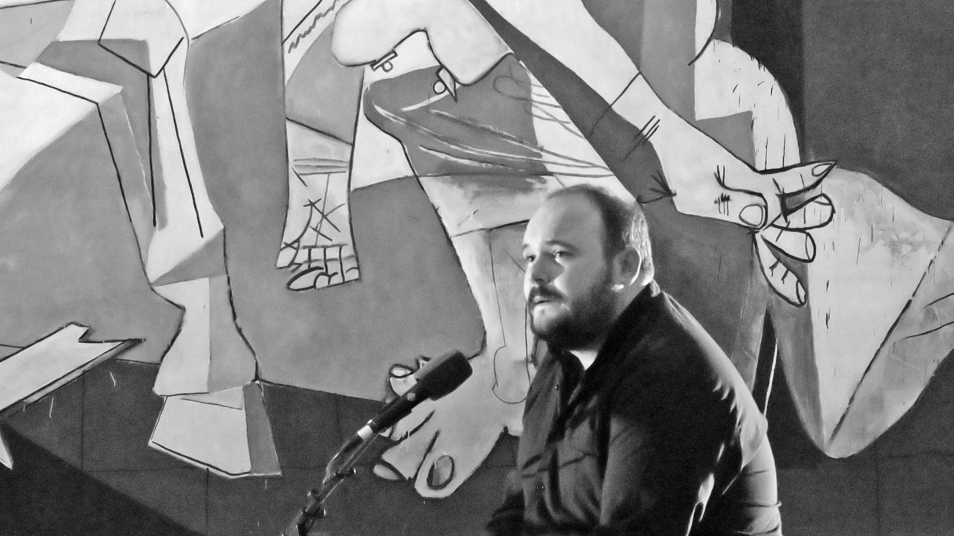 Suena Guernica - Niño de Elche - 10/05/17