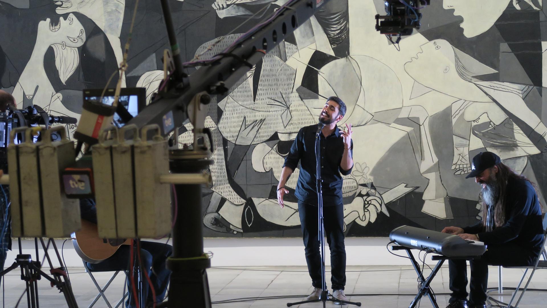 Suena Guernica - Rayden, 'Ubuntu' (Teaser)