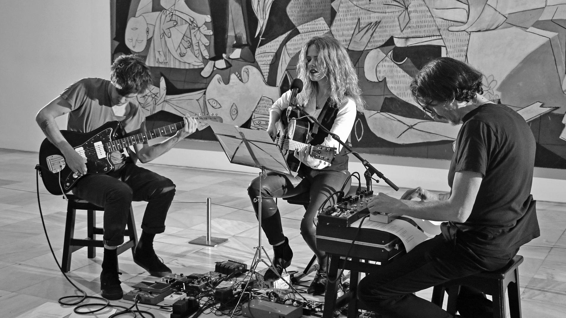 Suena Guernica - Christina Rosenvinge, 'La victoria de Guernica' - 31/05/17