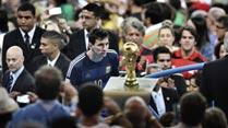 Ir al VideoEl sueño no cumplido de Messi, ganador del World Press Photo