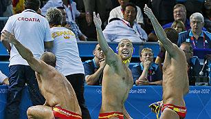 La suerte no sonríe a la delegación española en Londres