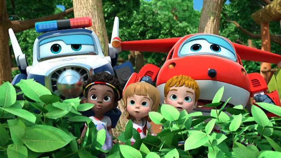 Buscadores de juguetes