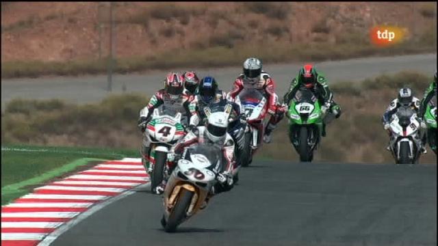 Campeonato mundial de superbikes - Resumen prueba de Portugal - 16/10/11