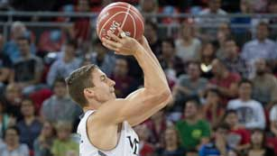 Baloncesto - Supercopa ACB: concurso de triples
