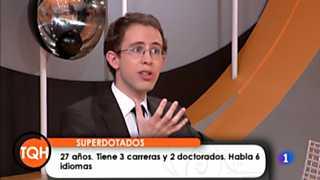 Tenemos que hablar - Superdotados - 26/03/13