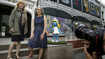 Ir al VideoLos superhéroes vuelven a A Coruña en la 18ª edición de 'Viñetas desde o Atlántico'