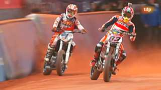 Motociclismo - Superprestigio Dirt Track: Superfinal y podiums
